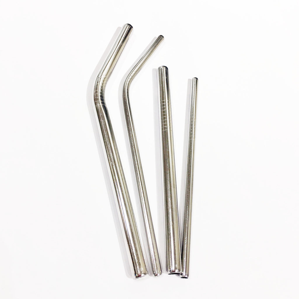 Stainless Steel Drinking Straw, Short