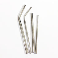 Short Stainless Steel Drinking Straw