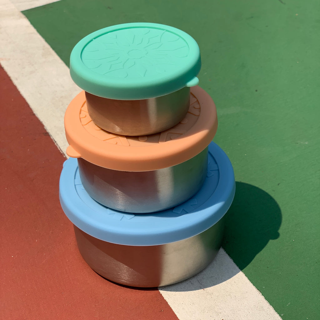 Pastel Trio Lunch Box