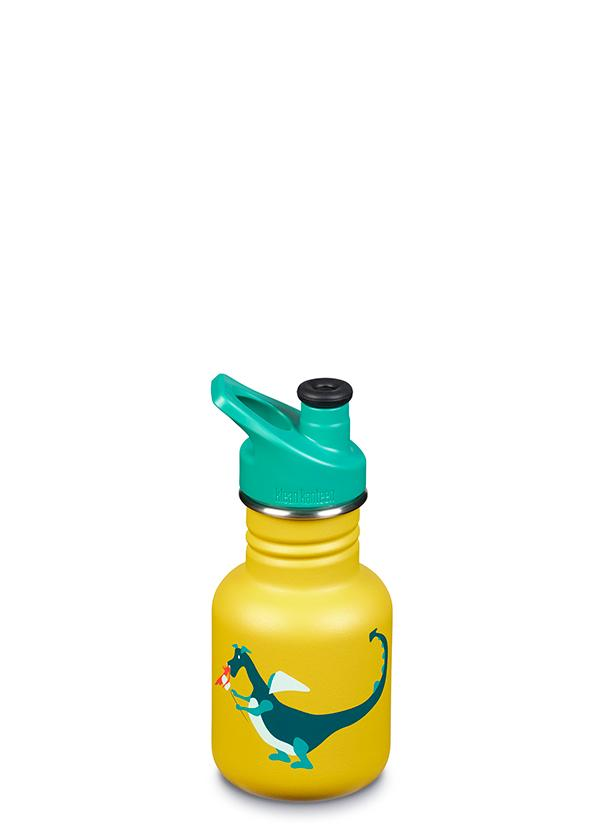 Klean Kanteen Kid Classic Sport Water Bottle - 12oz