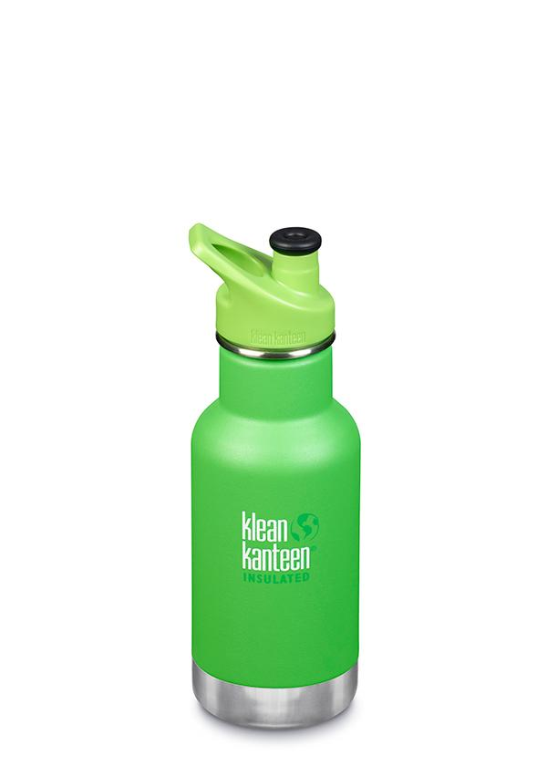 Klean Kanteen Kid Classic Vacuum Insulated w/ Sport Cap Water Bottle - 12oz