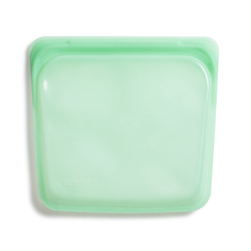 Reusable Silicone Food Stasher Bag - Sandwich