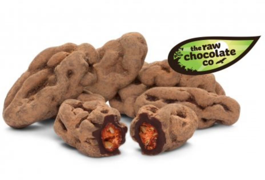 Raw Chocolate Covered Mulberries (Organic)
