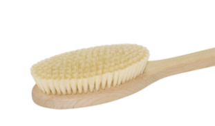 Bath Brush (Non-Removable Head)