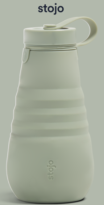 Stojo Collapsible Bottle - 20oz (Multiple Colors)