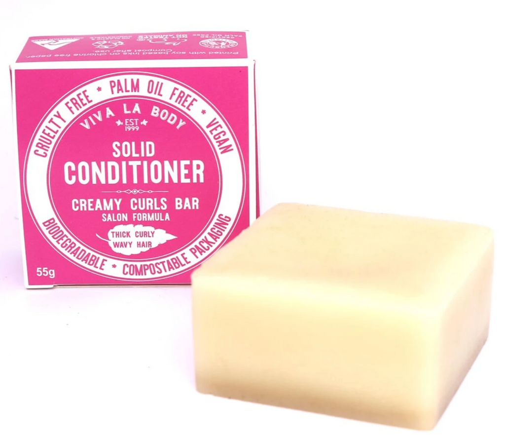 Solid Conditioner Salon Formula
