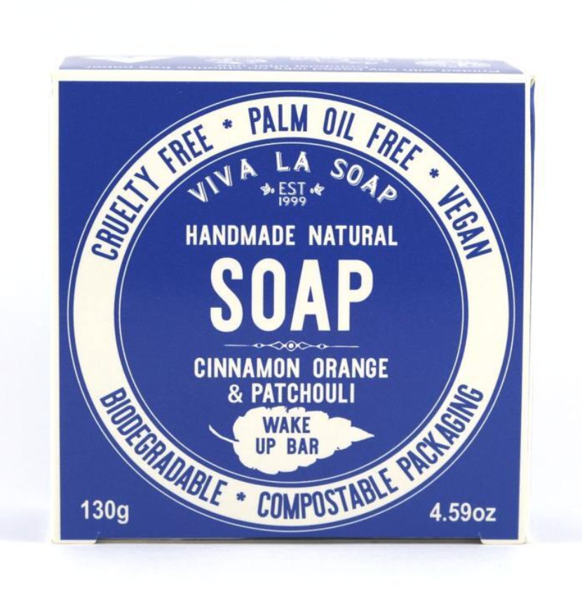 Solid Body Soap