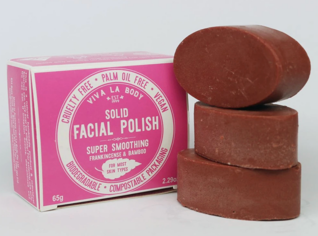 Solid Facial Polish