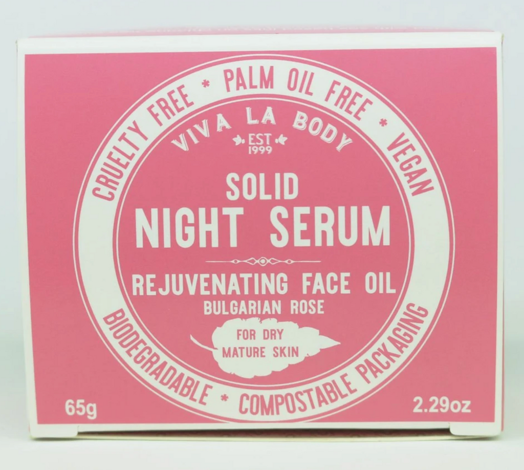 Solid Facial Night Serum
