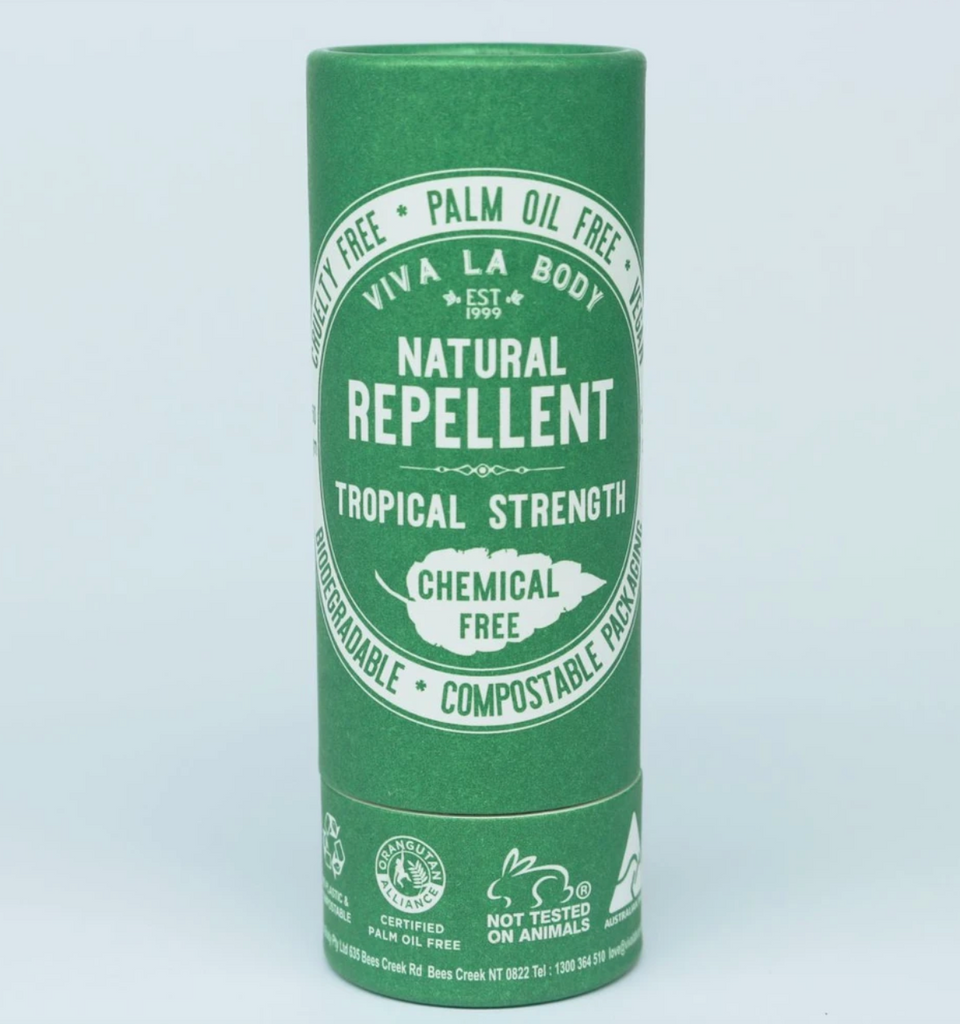 Natural Solid Repellent