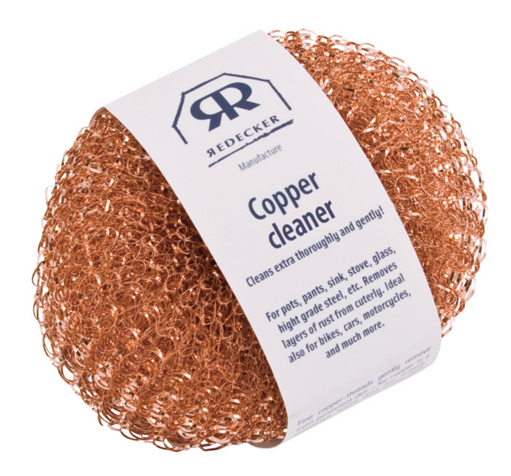 Copper Pot Scrubber (Set of 2)