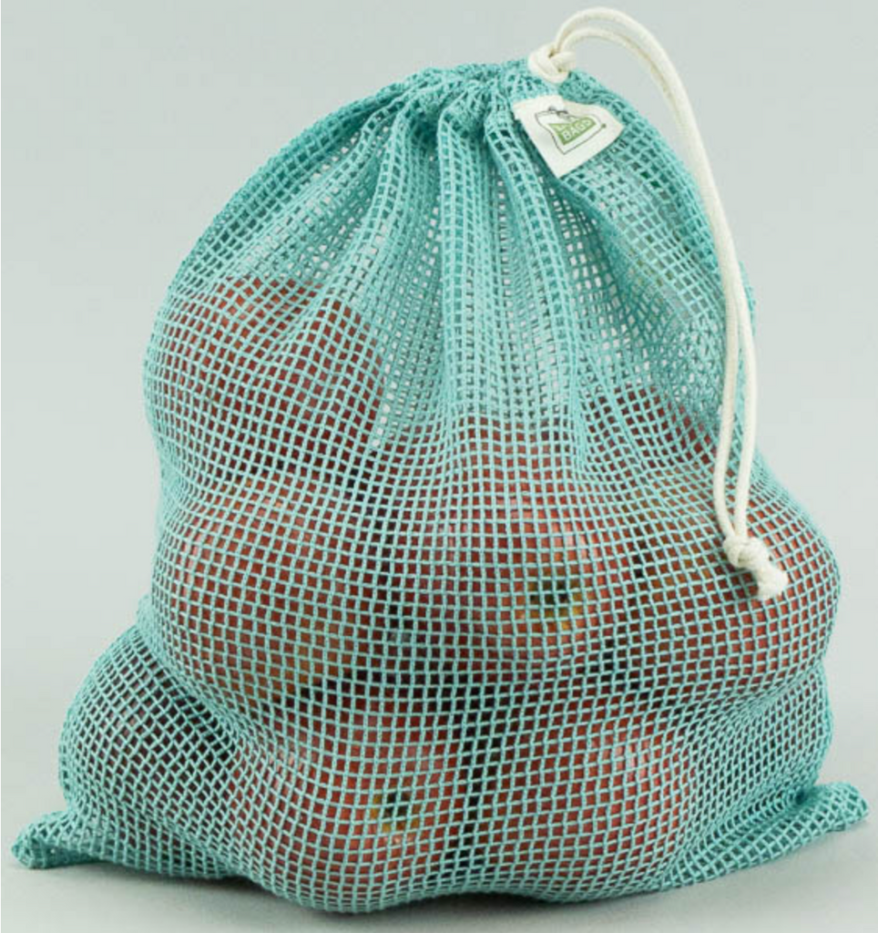 Mesh Produce Bag Organic Cotton (Medium/Large)