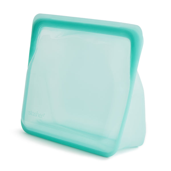 Reusable Silicone Food Stasher Bag - Stand Up