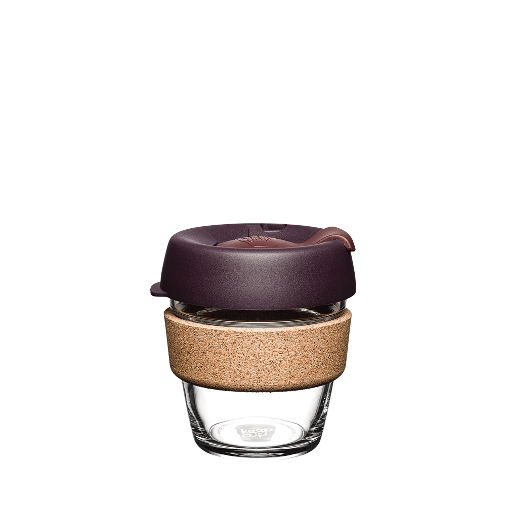 Alder Brew Cork KeepCup - SiX/6oz