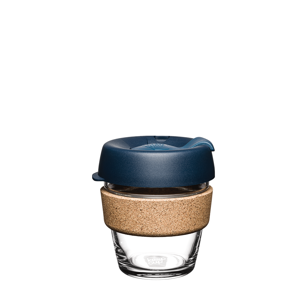 Spruce Brew Cork KeepCup - SiX/6oz