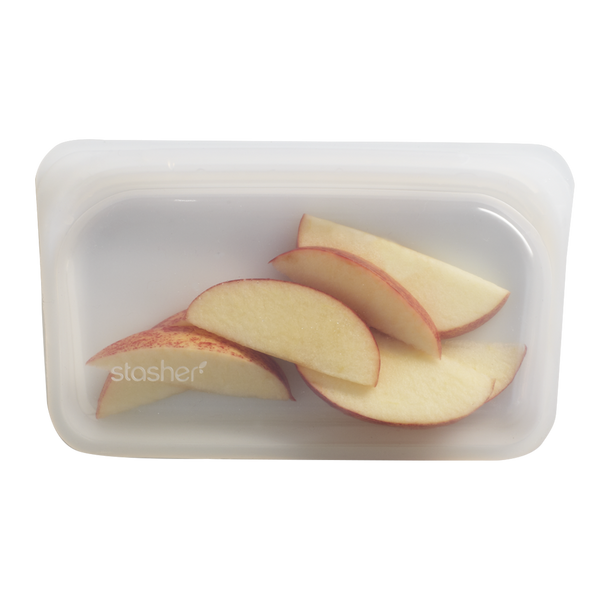 Reusable Silicone Food Stasher Bag - Snack