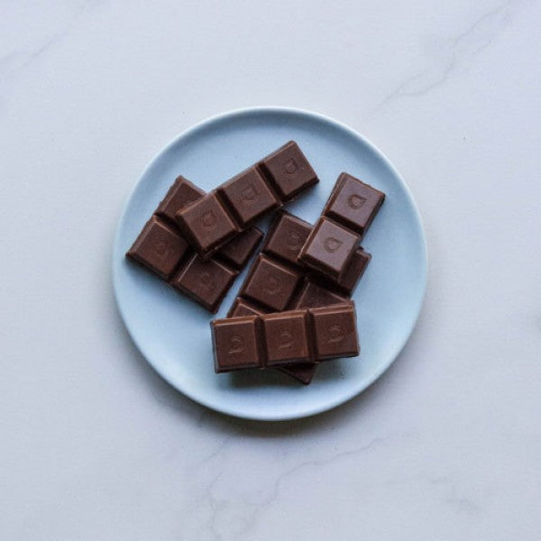 Creamy Coconut Mylk Chocolate