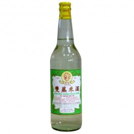 Sheung Ching Rice Wine 630ml / 雙蒸米酒 - 630毫升