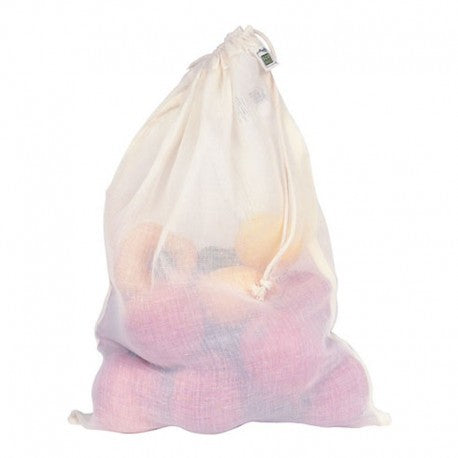 Produce Bag - Natural Cotton Gauze