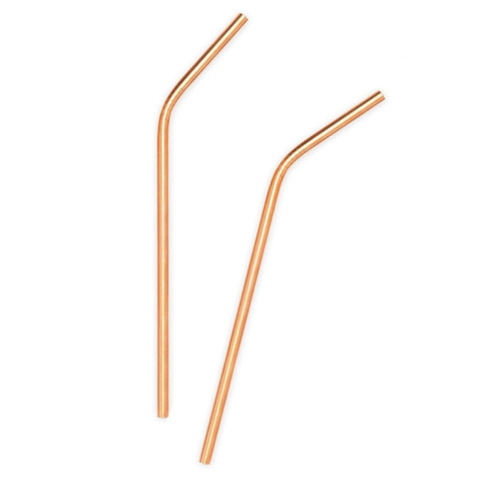Gold Stainless Steel Drinking Straw