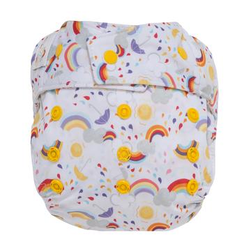Hybrid Shell Snap Diaper Cover