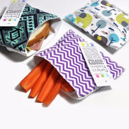 Flannel Small Snack Bag