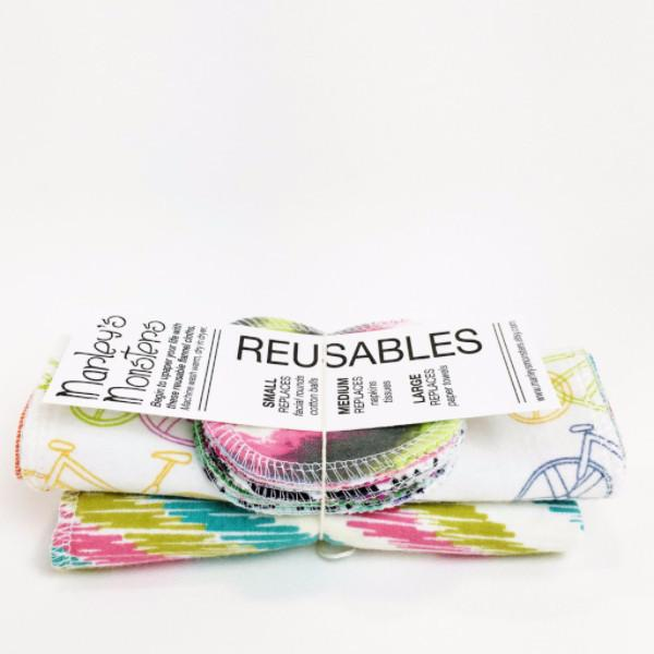 Reusable Cloth Sample Set