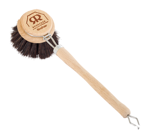 Round Dish Brush (Soft)