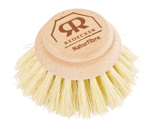 Round Dish Brush (Hard)