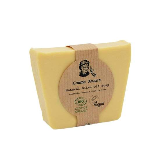 Organic Natural Olive Oil Soap Bar & Soap Flakes