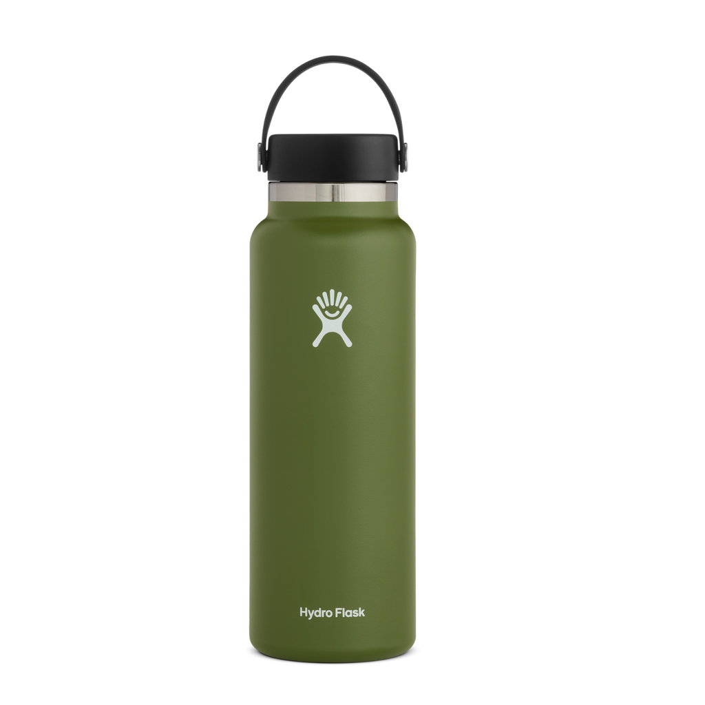 Hydro Flask Insulated Water Bottle Wide Mouth - 40oz