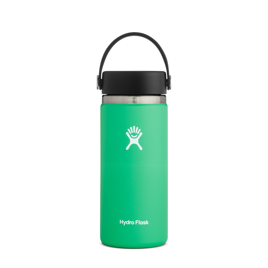 Hydro Flask Insulated Water Bottle Wide Mouth - 16oz (Multiple Colours)