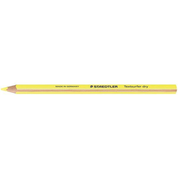 Plastic-free Highlighter Pencil