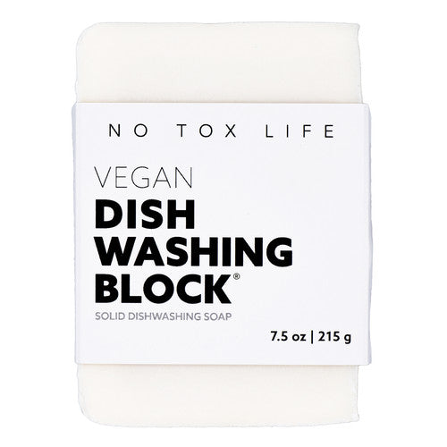 Dish Washing Block (Vegan)