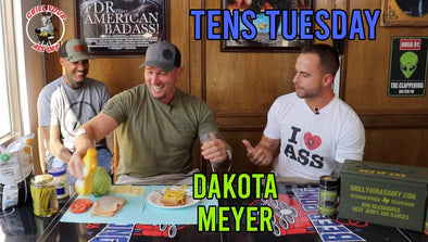 Tens Tuesday Feat. Dakota Meyers | Grill Your Ass Off