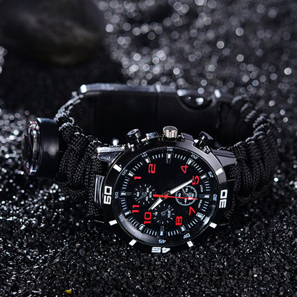 Outdoor Survival Watch - Watches - Iroiro Online