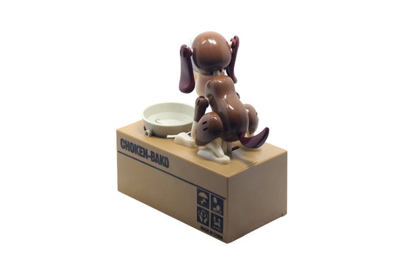Robotic Dog Coin Machine - Toys - Iroiro Online