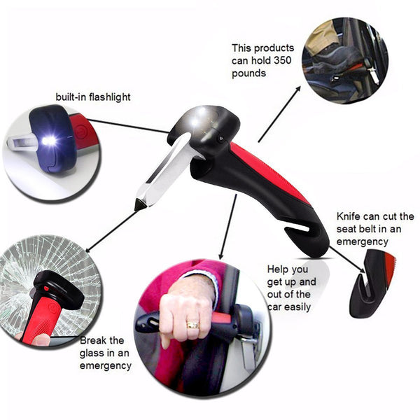 Automotive Standing Assist Handle