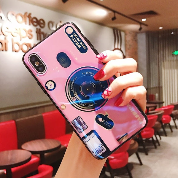 iPhone Vintage Camera Case