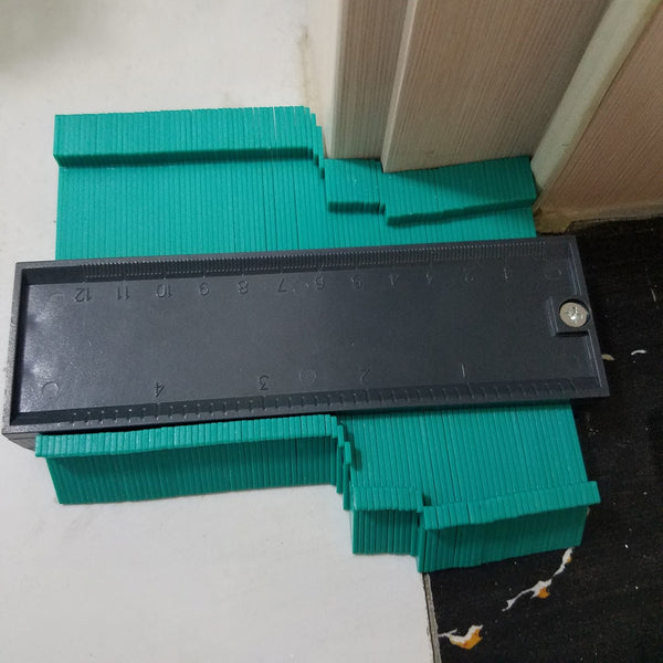 Plastic Profile Copy Gauge