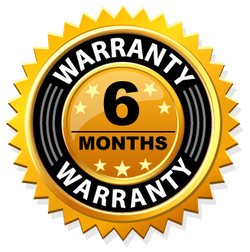6 Months Warranty for Iroiro Online products - Warranty - Iroiro Online