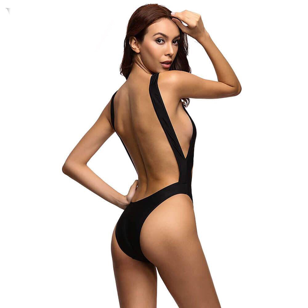 Victoria Black One Piece Swimsuit