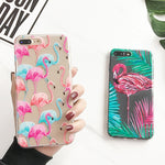 Flamingo iPhone Case - That Mermaid Shop