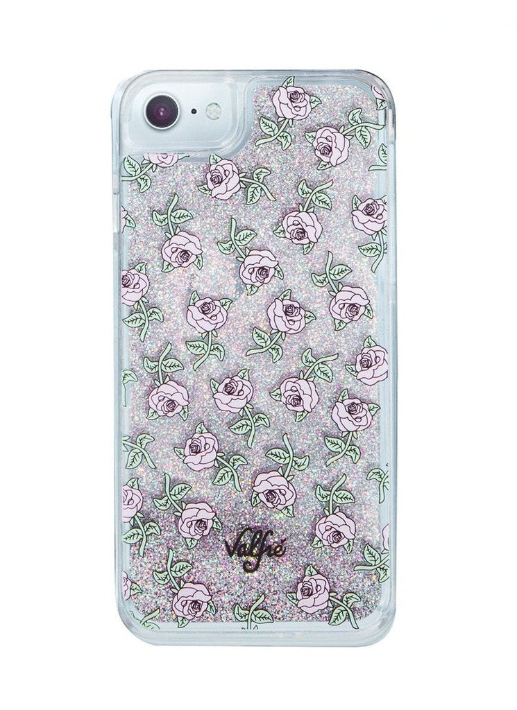 Valfre Rose Glitter iPhone Case - That Mermaid Shop