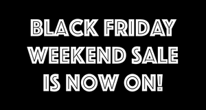 Black Friday Sale is on!