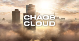 Chaos Cloud; cloud rendering from a single click!