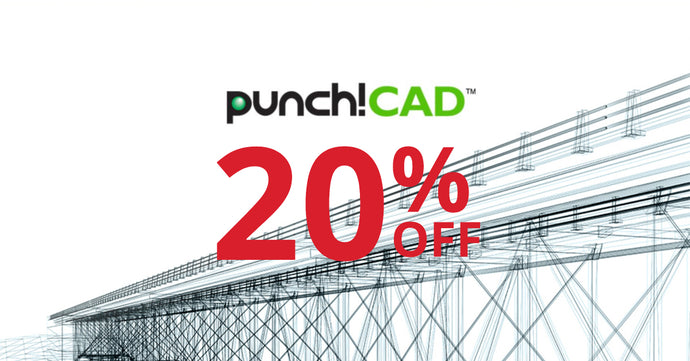 20% off ALL Punch! Software