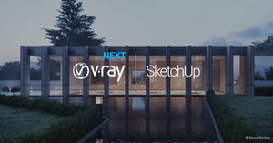 V-Ray NEXT for SketchUp has arrived!