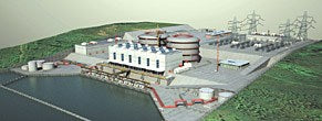 DOSCH 3D Nuclear Power Plant