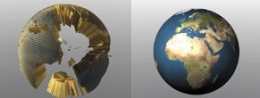 DOSCH 3D World Globes